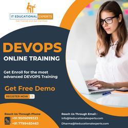 DevOps Online Training from IT Educational Experts