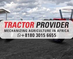 Tractor Provider Zimbabwe